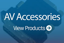 AUDIO VISUAL ACCESSORIES
